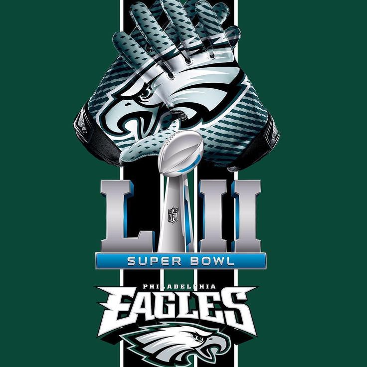 Lets Go EAGLES ! #Super Bowl  #superbowl52 #Eagles