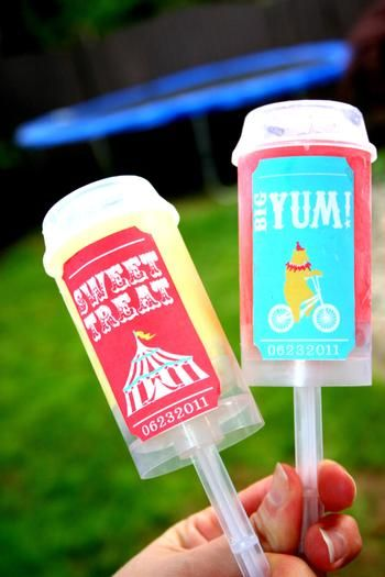 lemonade ice cream push up pops: Adult Birthday Party, 1St Birthday Parties, Adult Birthday Parties, Carnival Circus Birthday, Push Up Pop, Adult Carnival Circus, 1St Birthdays, Circus Parties, Cakes Push Pop