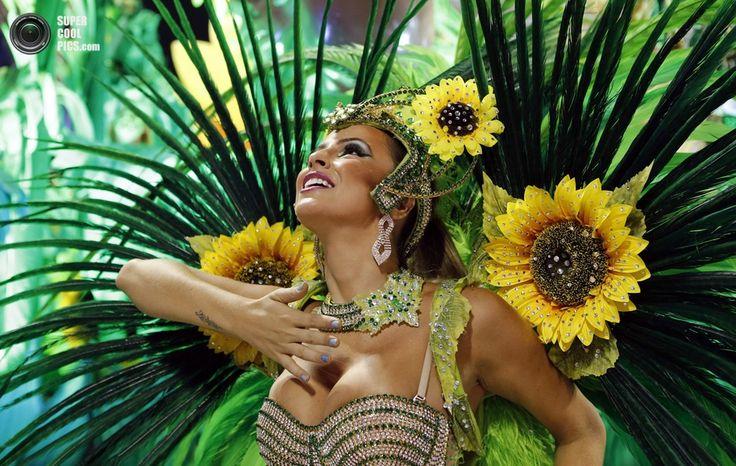 Бразильский карнавал 2013: Окончание праздника (30 фото) — SuperCoolPics