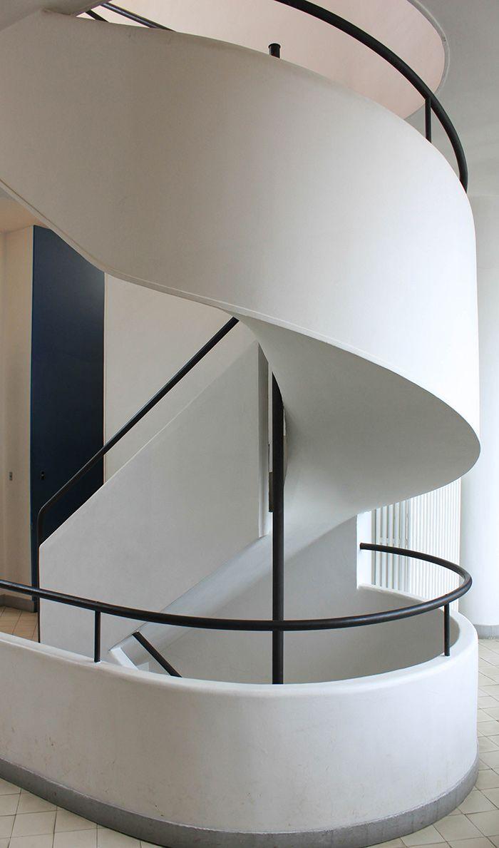 238 best villa savoye images on pinterest mansions. Black Bedroom Furniture Sets. Home Design Ideas