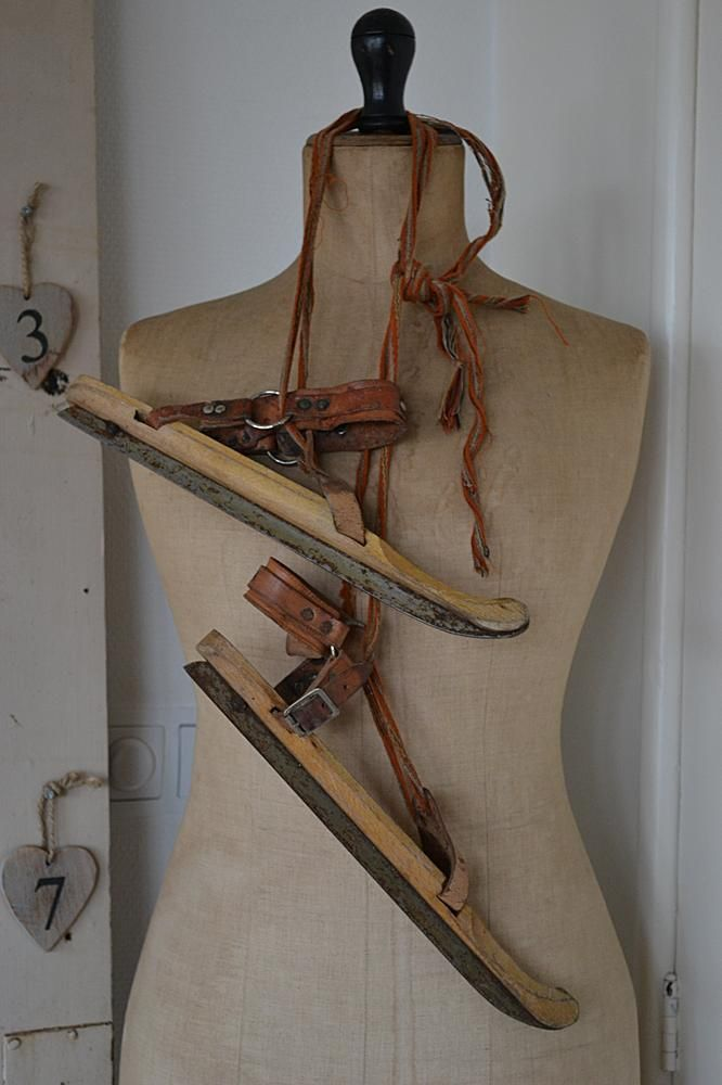 Vintage houten speelgoed blossombrocante.nl