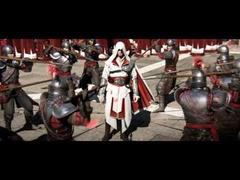 YouTube - Assassins Creed: Brotherhood Trailer