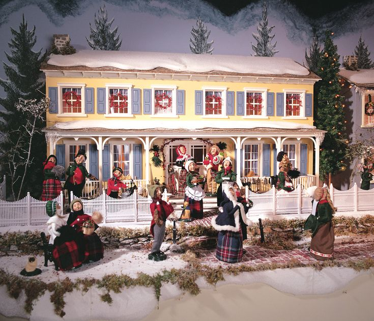 Jbigg S Little Pieces Byers Choice Carolers