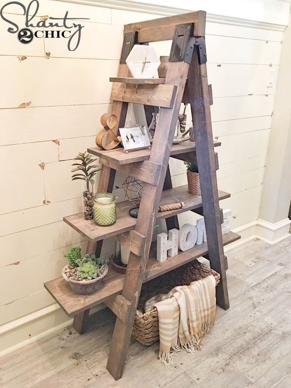 6. DIY PROJECT: Wooden Crates into Rolling Bathroom Storage Most of the people are always having a problem of storage in the bathroom. So here's the best solution to storage problem by just recycling wooden boxes into rolling bathroom storage.Get the tutorial HERE