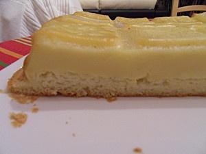 gâteau magique vanille au thermomix