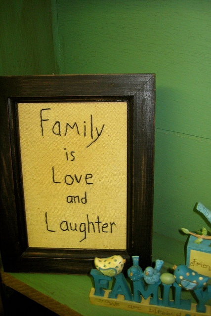 Family Is Love And Laughter Sampler Wall Decor Available At Heidi S Cottage Country Home Decor And Gift Store Dunellen Nj