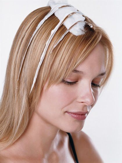 How to Get Perfect Highlights at Home: Hair Ideas: allure.com