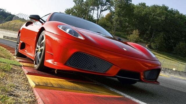 Stage Pilotage #Ferrari F430 Circuit de Lohéac 35 - Stage Auto - www.stage-auto.com
