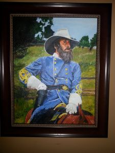 General Longstreet - A gift to a dear friend and fellow history buff!