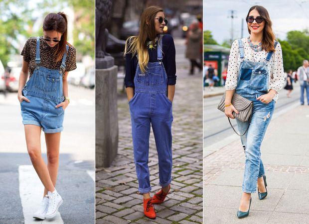 Jardineira: o macacão jeans volta ao armário de verão e já entrou no guarda-roupa das celebs   Chic - Gloria Kalil: Moda, Beleza, Cultura e Comportamento