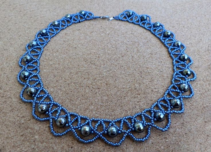 free-beading-necklace-tutorial-pattern-1                                                                                                                                                                                 More