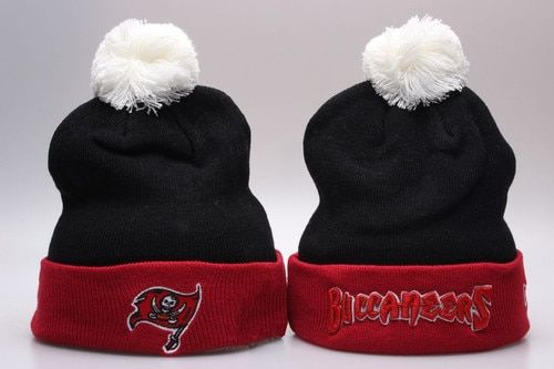 0d1392bd0 Tampa Bay Buccaneers Winter Outdoor Sports Warm Knit Beanie Hat Pom ...