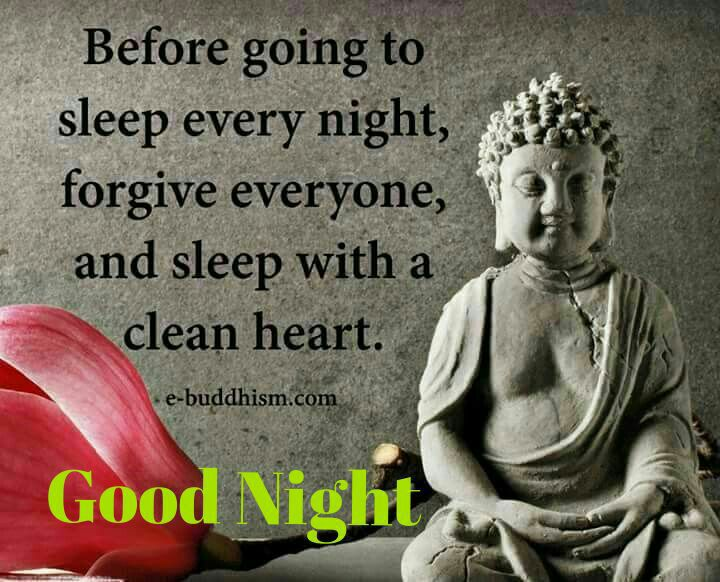Good Night Friend... | Buddha quotes inspirational, Buddha quote, Buddhism quote