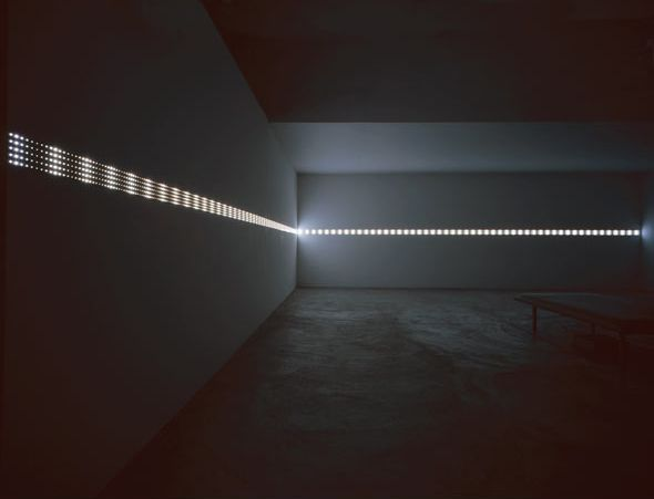 Led Light Installations by Erwin Redl