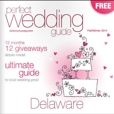 Click on the Book and take a look at our Fall/Winter 2015 book and Delaware Wedding Pros.