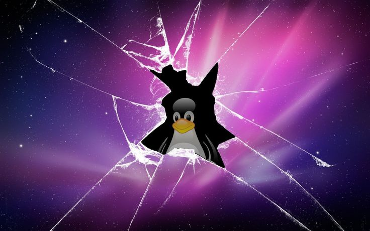 Broken Screen Wallpaper Linux - Best Wallpaper HD