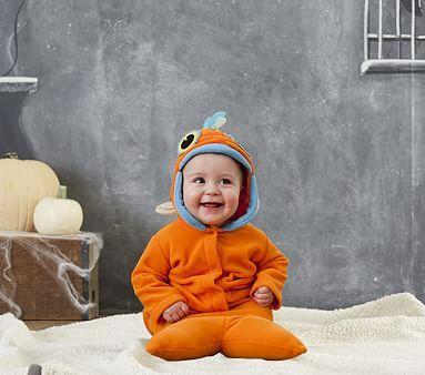 Baby Goldfish Costume #pbkids