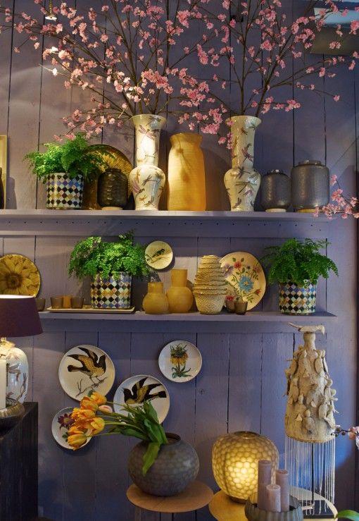 bloemenwinkel, conceptstore spring 2015 at Menno Kroon
