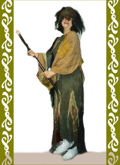 kostým čarodějnice, maškarní kostýmy