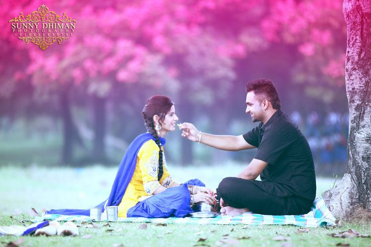 punjabi couple photoshoot