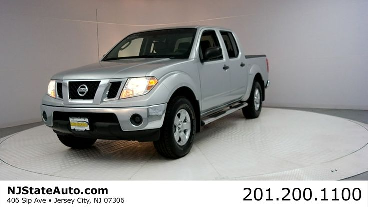 2010 Nissan Frontier 4WD Crew Cab LWB Automatic SE Jersey City NJ Auto Auction in Jersey City www.NJStateAuto.com