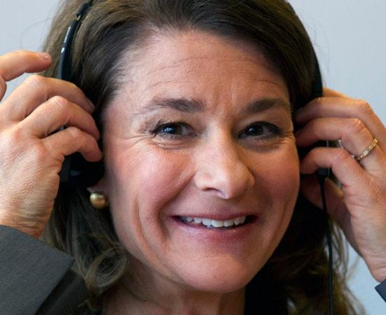 La classifica delle 100 donne più potenti al mondo - Melinda Gates al 4° posto