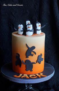 Best 25+ Madagascar cake ideas on Pinterest Jungle cake ...