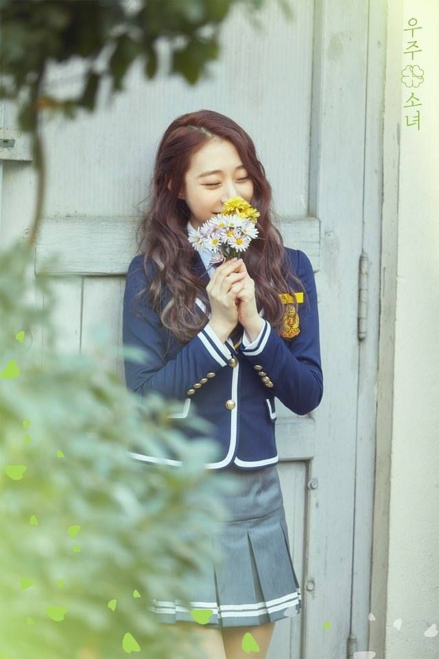 Just Tell Me Why wjsn, Just Tell Me Why wjsn teaser, wjsn school uniforms, wjsn kpop member profile, wjsn photoshoot 2016, wjsn chengxiao 2016, chengxiao photoshoot, wjsn yeonjeong