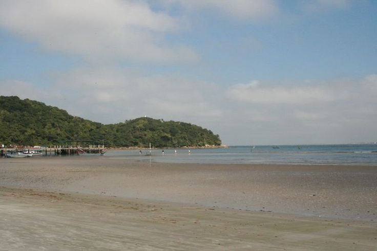 Praia de Fora - Ilha do Mel (Paranaguá/PR)
