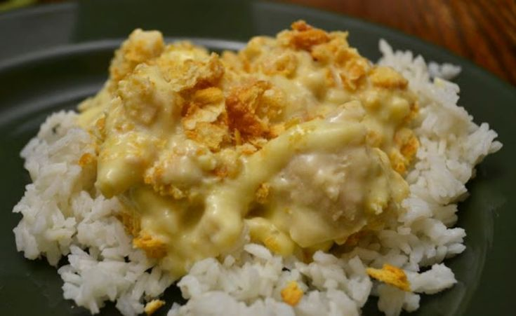 Ritzy Chicken - Weight Watchers Recipes