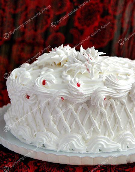 Кулинарная книга Алии: 652. Ананасовый торт