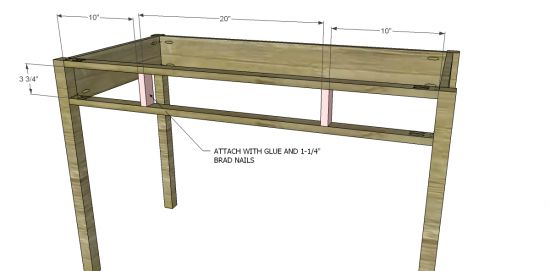 Plans To Build A Child S Desk Woodworking Projects Amp Plans