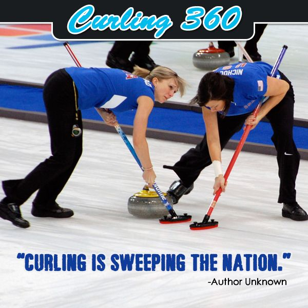 curling sports Motivational Quotes Pinterest