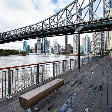 Howard Smith Wharves: were constructed in the 1930s, and, together with the Story Bridge, were among the Forgan Smith Government's principal employment-generating projects #boh2014 #unlockbrisbane #brisbane #discoverbrisbane