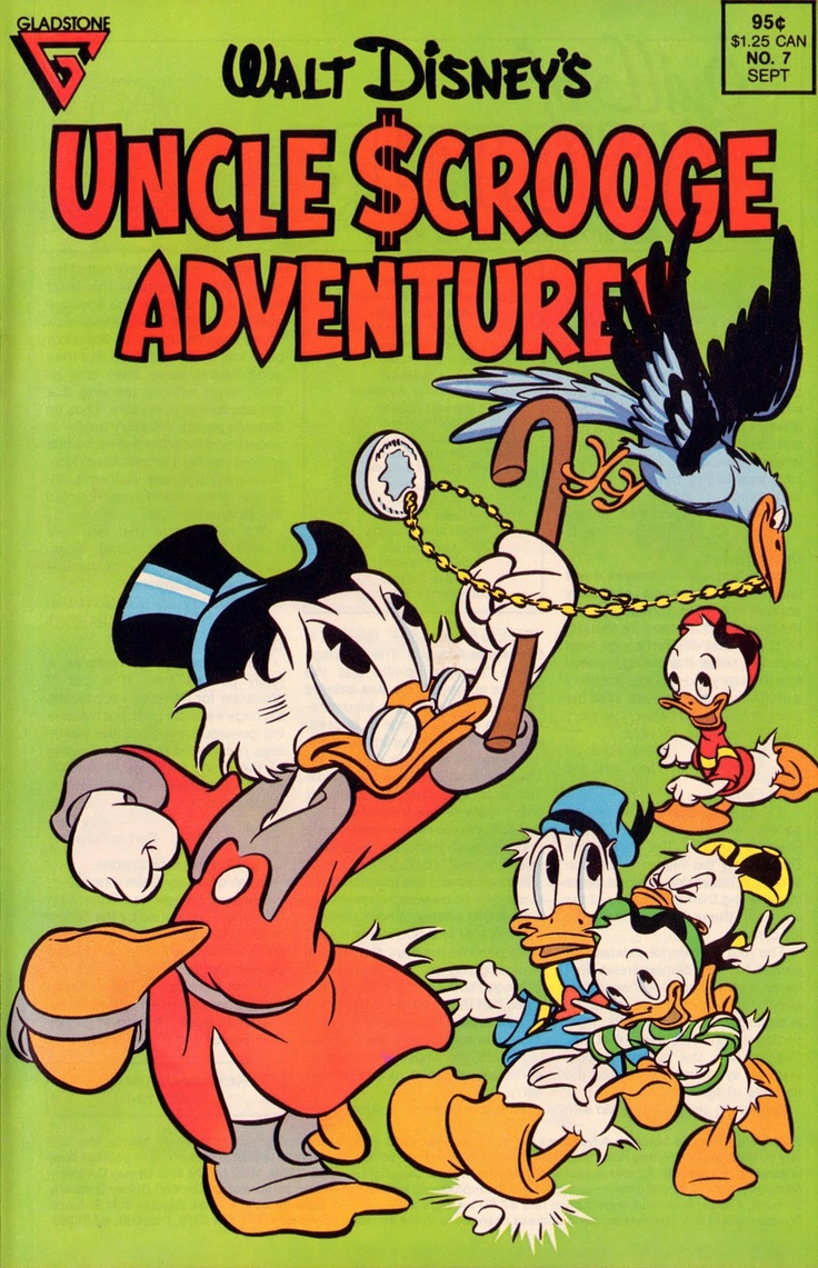 Illustrated By Daan Jippes Donald Duck ComicDisney PicsWalt