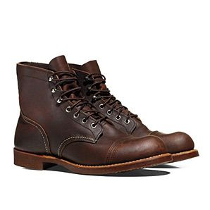 These Red Wings are not only tough – they're not going out of style anytime soon.