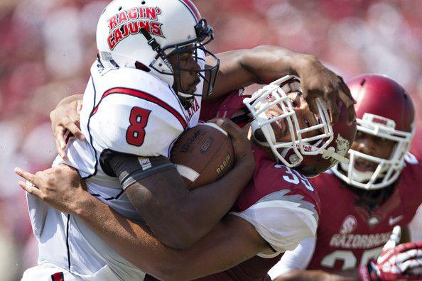 NCAA Football Betting: Free Picks, TV Schedule, Vegas Odds, Louisiana-Monroe Warhawks vs. Louisiana-Lafayette Ragin