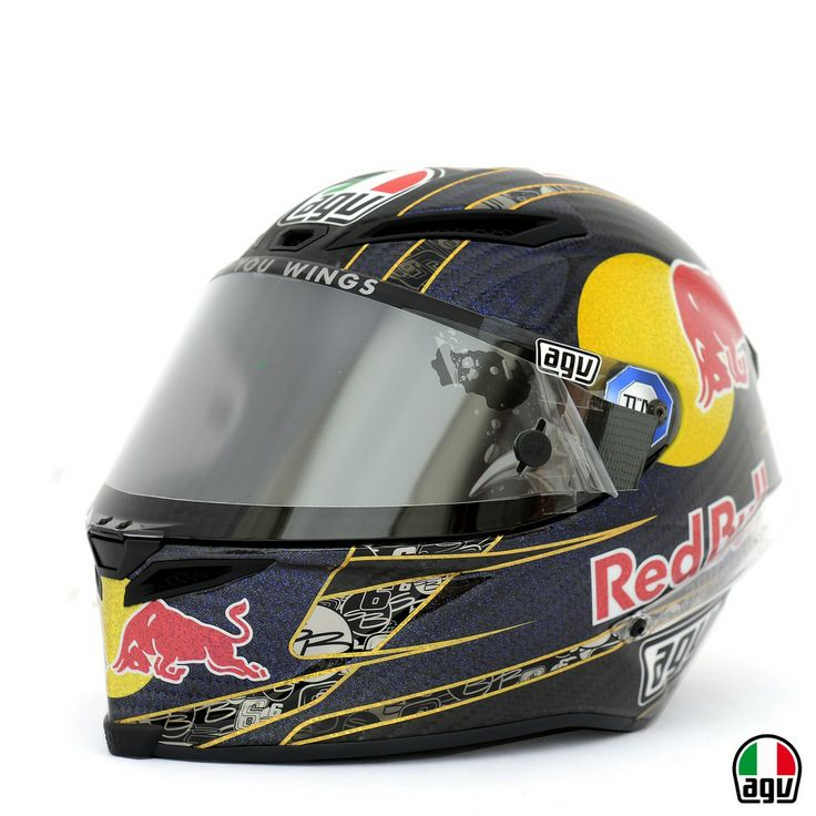 Stefan Bradl AGV Pista GP for the 2013 MotoGP season