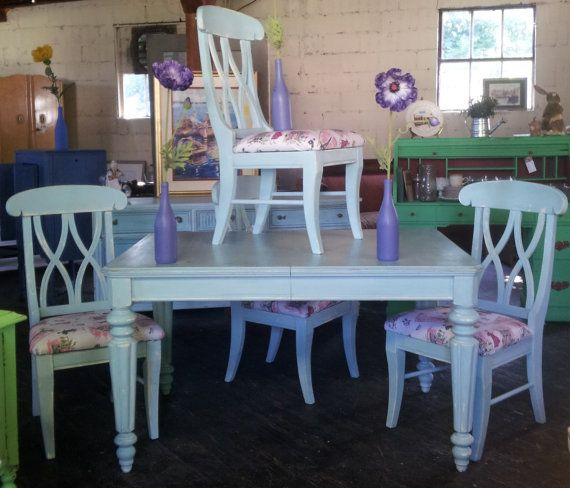 17 best shabby chic dining table images on pinterest | shabby chic