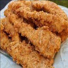 Resep Chicken Strip Untuk Bekal Anak Sekolah
