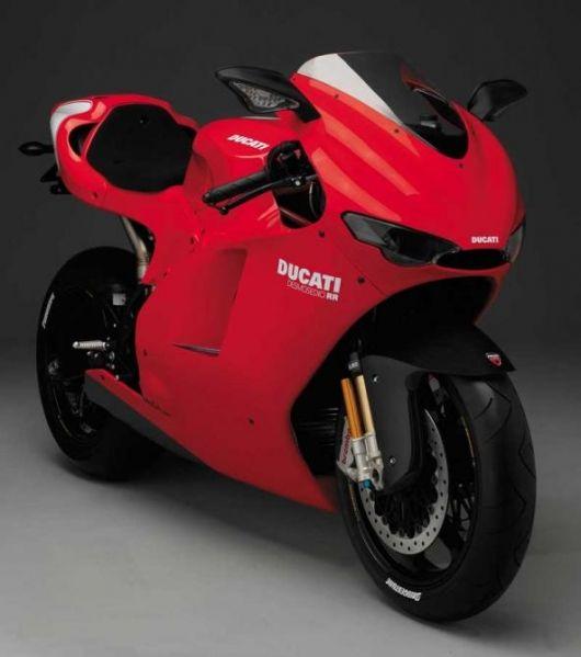 Ducati Desmosedici RR MotoGP