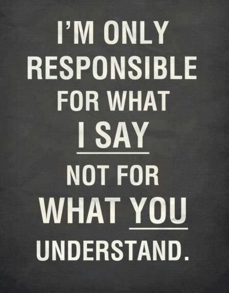 I mean most of what I say to be informative and positive - and if I mean it otherwise I am clear about that. So quit overthinking and twisting my words.