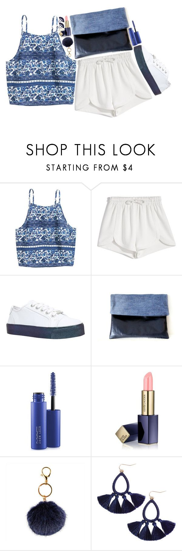 """""""you need to let me go"""" by neurotic-mind ❤ liked on Polyvore featuring Francesco Scognamiglio, Carvela, MAC Cosmetics, Estée Lauder, Carole, Humble Chic and WWAKE"""