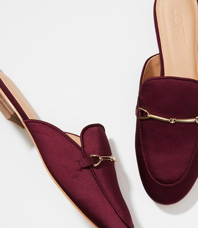 Spring fashion shoes, Loafers