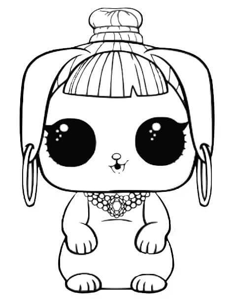 Desenhos para imprimir e colorir lol supresa | lol | Lol dolls ...