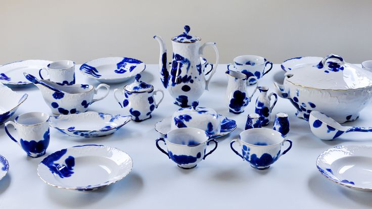 People from the Porcelain Factory