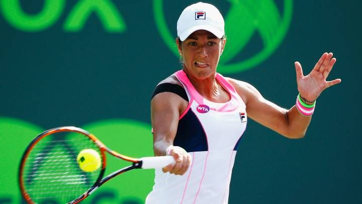 17:06 DIRECTO TENIS WTA TORNEO CHARLESTON DESDE CHARLESTON (ESTADOS UNIDOS)