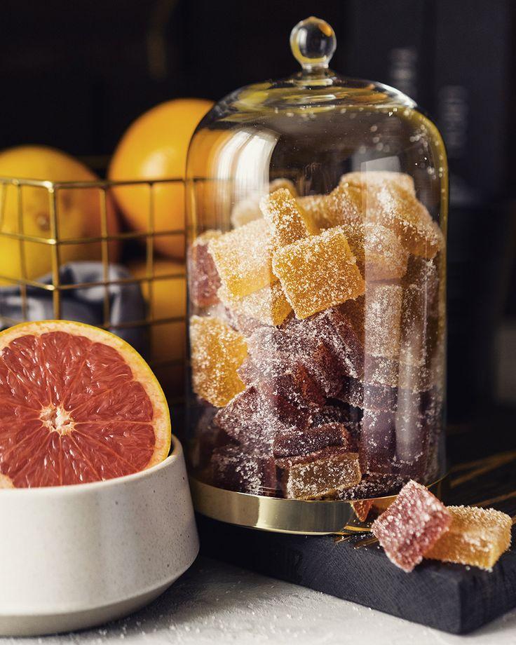 Мармелад (pâte de fruits) — лакомство на любой вкус  Недавние обзоры