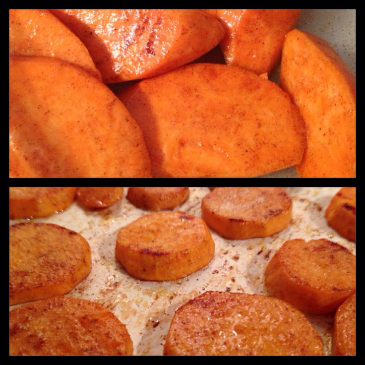 24 best the baby food experiment images on pinterest baby finger baby finger food roasted sweet potato with virgin coconut oil cinnamon and nutmeg forumfinder Images