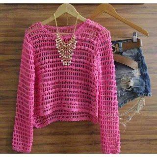 Crochetemoda: Crochet
